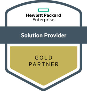 HPE Gold partnerség